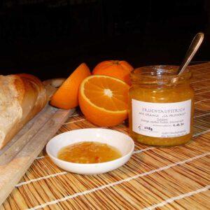 """Fruchtaufstrich mit Orange """"La Provence"""""""